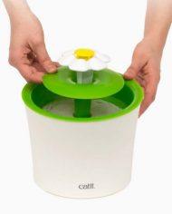 Catit-Flower-Fountain-Filter-interiror